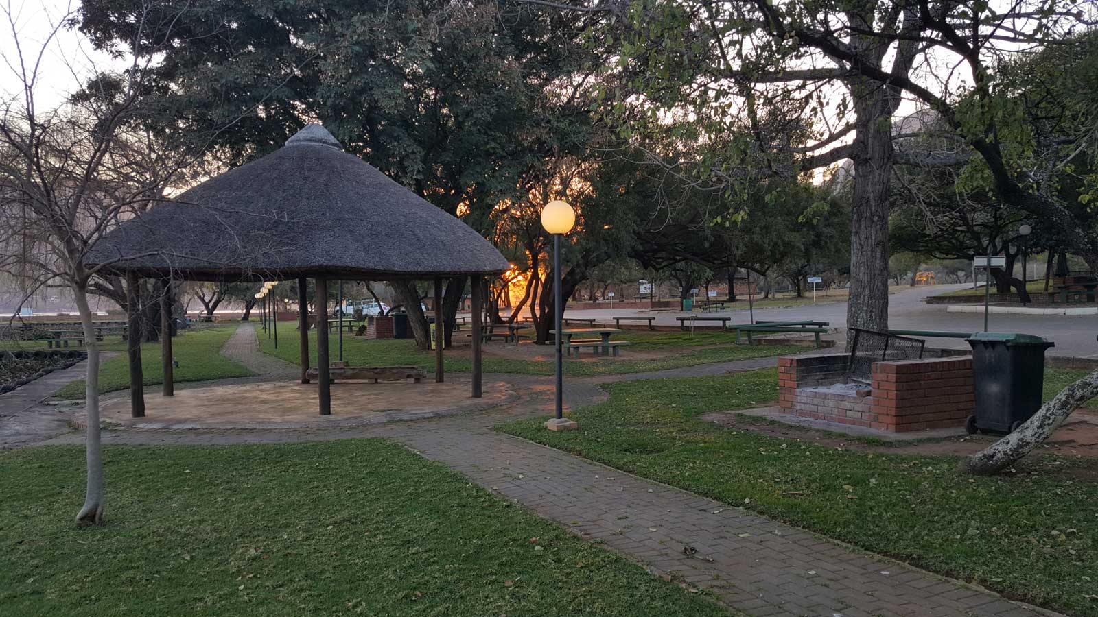 Picnic and Braai areas